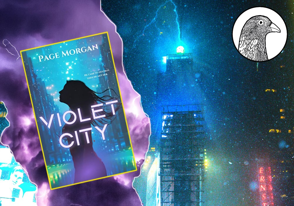 """""""Violet City"""" An Empty Attempt at A Story of FirstContact"""