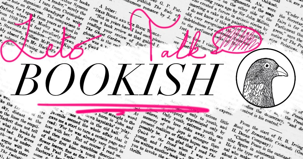 Let's Talk Bookish: On ReadingSlumps